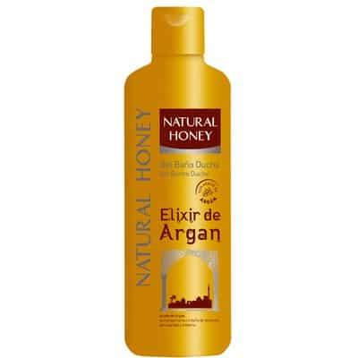 Natural Honey Gel Elixir De Argan