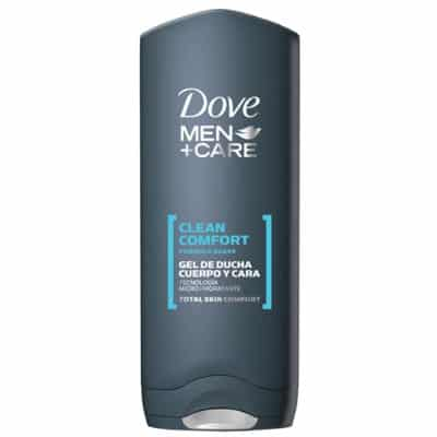 Dove Gel for men 400 ml. Clean comfort