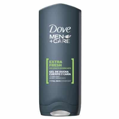 Dove Gel for men 400 ml. Extra fresh