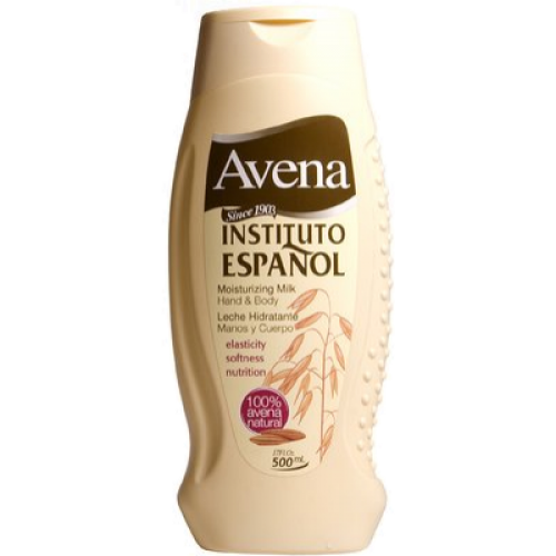Instituto Español Body milk 500 ml. Avena