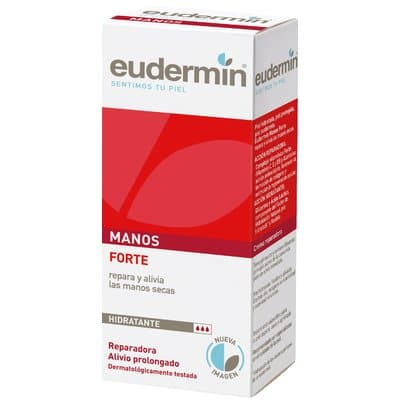 Eudermin Crema de manos 75 ml. Forte