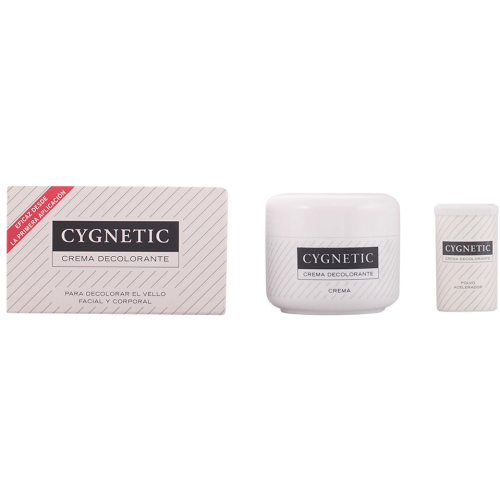 cygnetic crema decolorante de vello 100 ml.