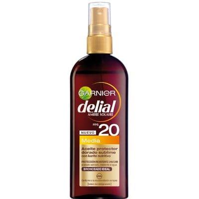 Delial Broceador Aceite En Spray SPF20