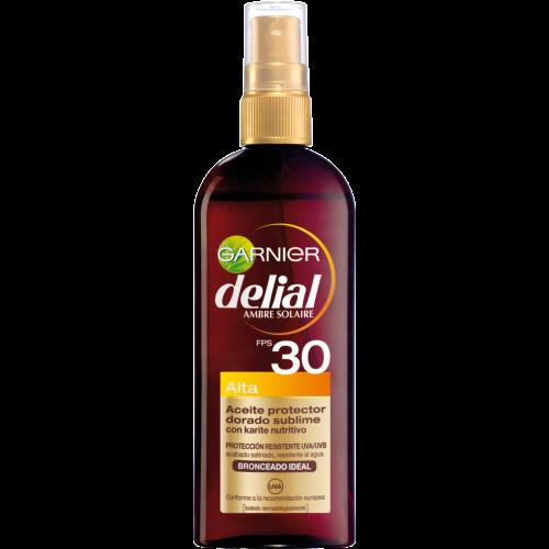 Delial Bronceador Aceite En Spray SPF30