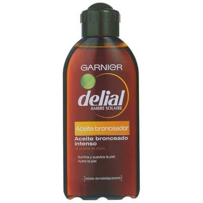 Delial Bronceador Aceite Tropical SPF2