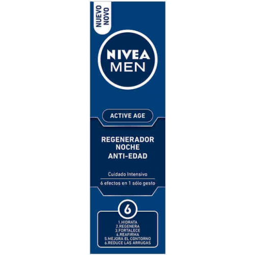 Nivea CREMA ACTIVE AGE FOR MEN NOCHE