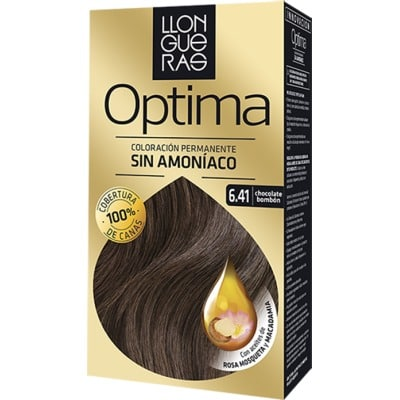 Optima TINTE OPTIMA 6.41 CHOCOLATE BOMBON