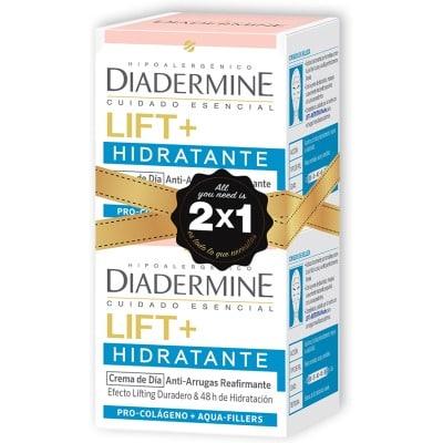 Diadermine Crema De Belleza Lift Más Hidratante Día Pack