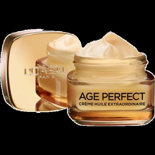 Dermo Expertise Crema de belleza Age Perfect aceite extraordinario 50 ml.