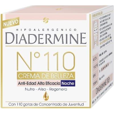 Diadermine Crema de belleza nº 110 anti-edad 50 ml. noche
