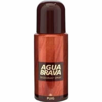 Agua Brava Desodorante spray 150 ml.