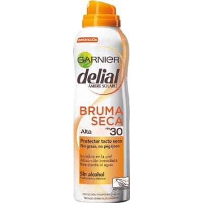 Delial Bronceador Bruma Seca Spray 200 ml SPF30