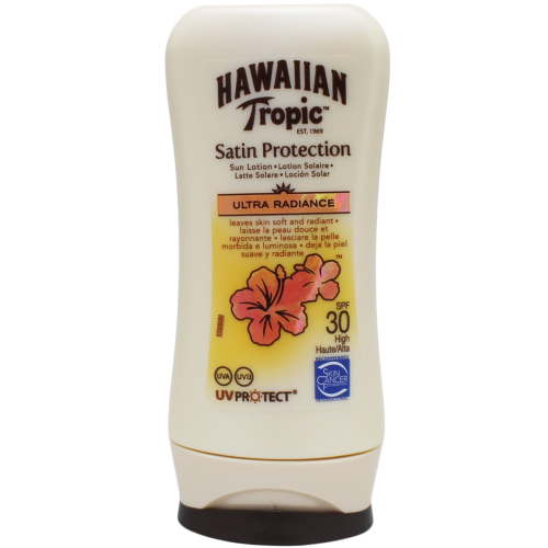 Hawaiian Tropic Bronceador Satin Protection SPF-30 100 ml.