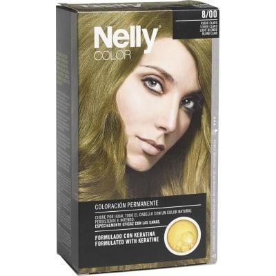 Nelly Tinte capilar nº 8/00 Rubio claro