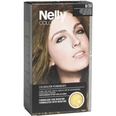 Nelly Tinte capilar nº 8/30 Rubio claro dorado