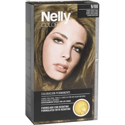 Nelly Tinte capilar nº 9/00 Rubio extra claro