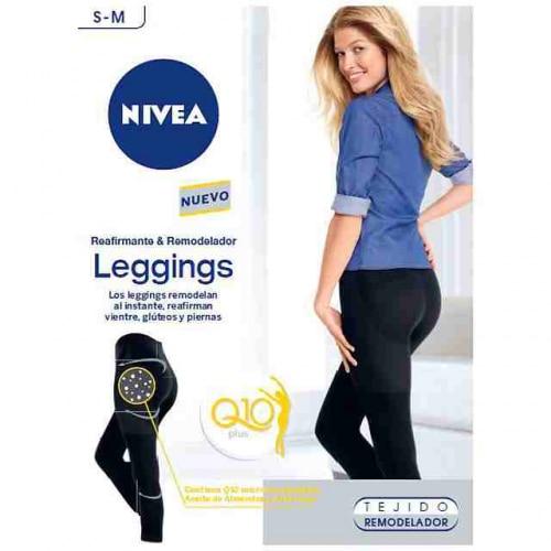 Nivea Leggings Q-10 Reafirmante & Remodelador talla S-M