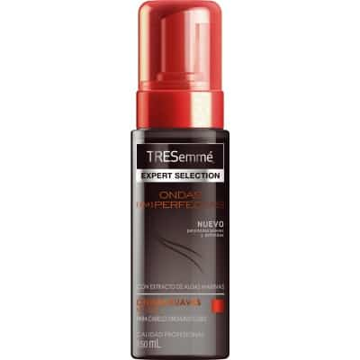tresemme mousse capilar ondas imperfectas spray 150 ml.