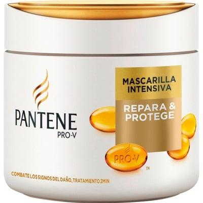 Pantene Mascarilla capilar intensiva 300 ml. Repara y Protege