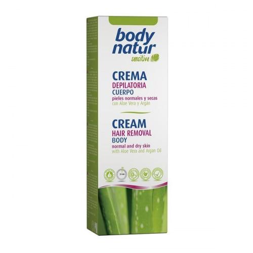 Body Natur Depilatorio crema aloe vera