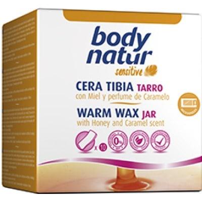 Body Natur Depilatorio cera microondas miel nutritiva