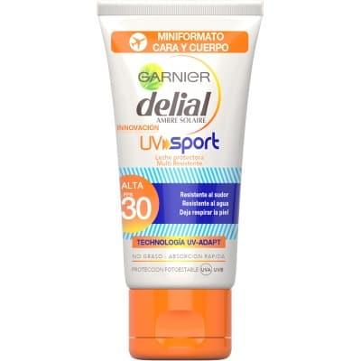 Delial Bronceador Leche Protectora UV Sport SPF30 50 ml