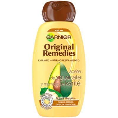 Original Remedies Champú Original Remedies 250 ml. Aguacate y karité