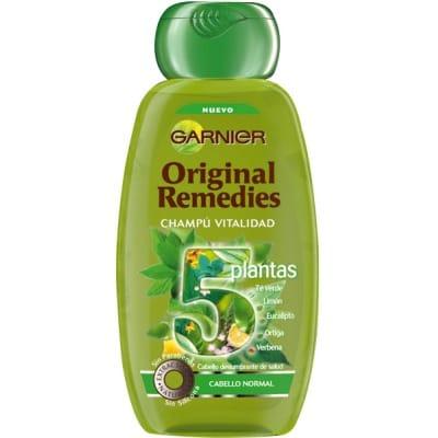 Original Remedies Champú Original Remedies 250 ml. 5 Plantas