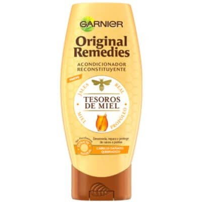 original remedies acondicionador original remedies 200 ml. tesoros de miel