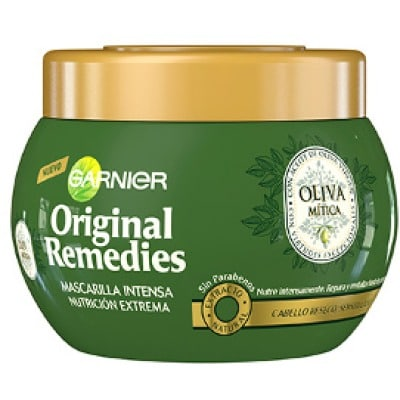 original remedies mascarilla original remedies 300 ml. oliva mítica