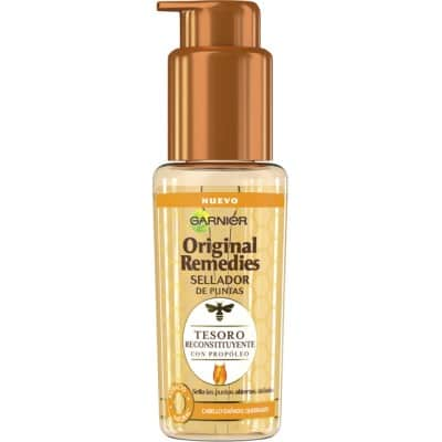 Original Remedies Sellador de puntas Original Remedies 50 ml. Tesoros de miel