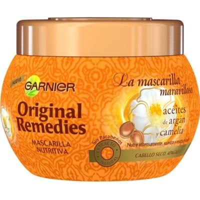 Original Remedies Mascarilla Original Remedies 300 ml. Ritual maravilloso
