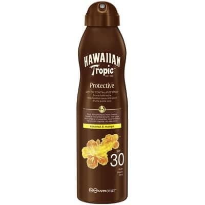 Hawaiian Tropic HAWAIIAN TROPIC BRUMA ACEITE SECO SFP30