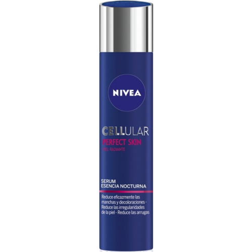 Nivea Serum Cellular Perfect Skin Esencia Nocturna