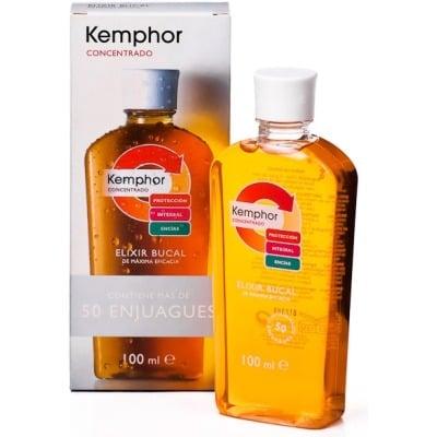 Kemphor ELIXIR BUCAL CONCENTRADO