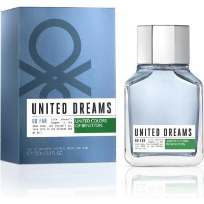 Benetton Benetton Eau de Toilette Hombre United Dreams Go Far