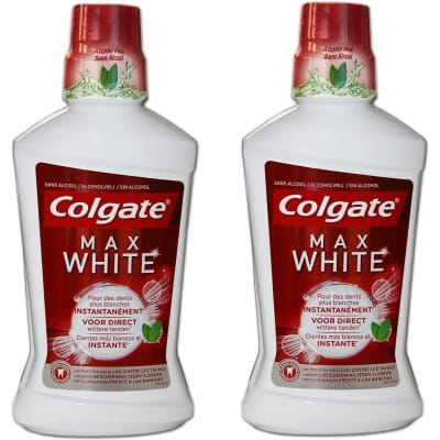 Colgate COLGATE 2X1 ENJUAGUE MAS WHITE ONE