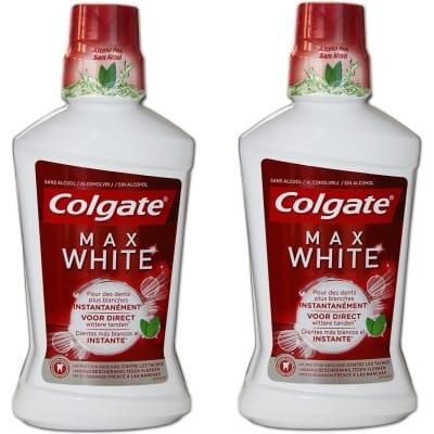 Colgate Colgate 2x1 enjuague mas white one