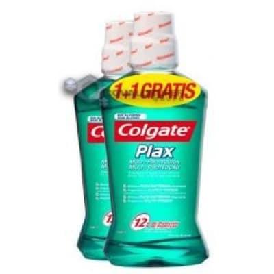 Colgate Colgate 2x1 enjuague plax