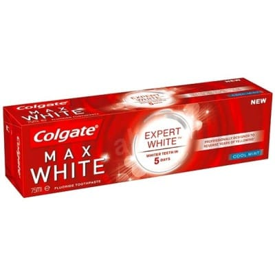 Colgate Pasta dental Max white Expert White 75 ml.