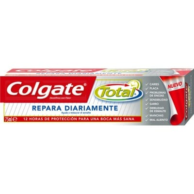 Colgate Pasta dental 75 ml. Total Repara Diariamente