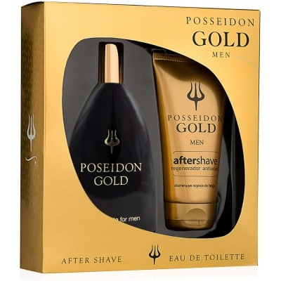 Posseidon Estuche Posseidon Gold Men