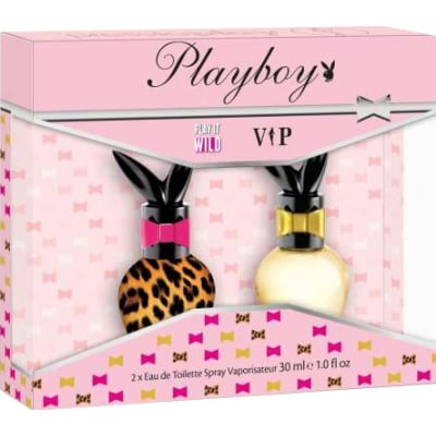 Play Boy Estuche De Colonia Vaporizador Pack 2 Fragancias