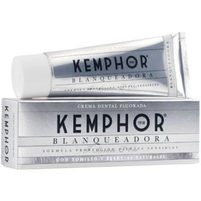 Kemphor Pasta dental 75 ml. Esencia 1918 Blanqueadora