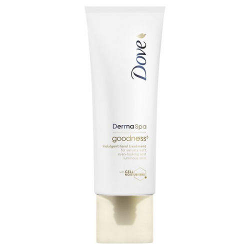 Dove Crema de manos DermaSpa Goodness 75 ml.