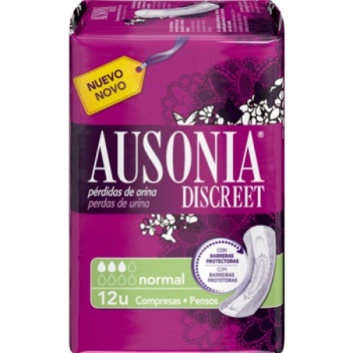 Ausonia Ausonia compresa discreet normal
