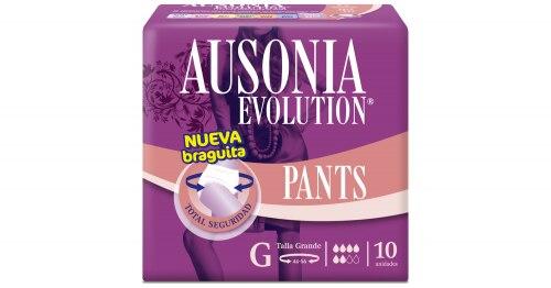 Ausonia AUSONIA DISCREET BRAGUITAS PANTS