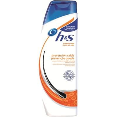 H & S Champú 360 ml. Prevención caída