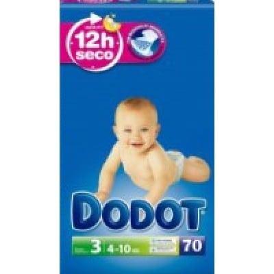 Dodot DODOT PAÑAL ETAPAS T3 4-10KG