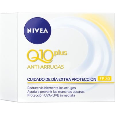 Nivea NIVEA VISAGE ANTIARRUGAS Q10PLUS CUIDADO DE DIA SPF30